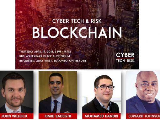 Event Highlights – Cyber Tech & Risk – Blockchain (April 19, 2018)