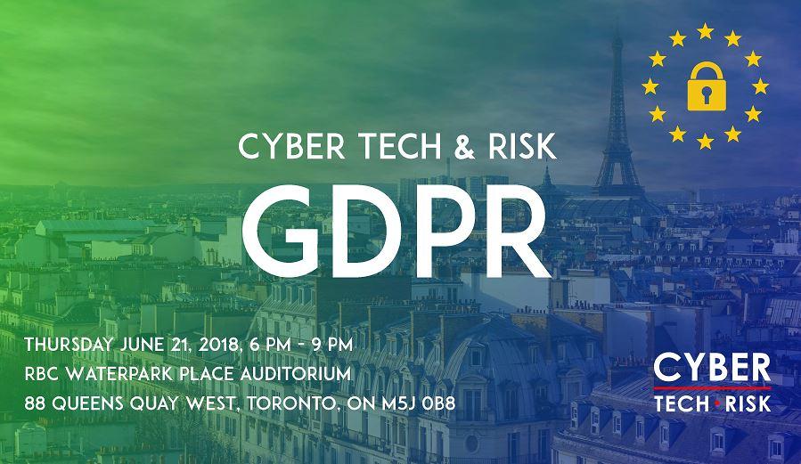GDPR (June 21, 2018)