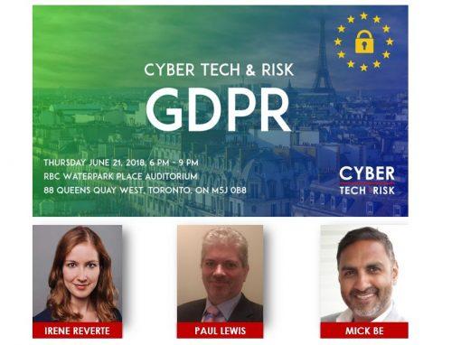 Event Highlights – GDPR (June 21, 2018)