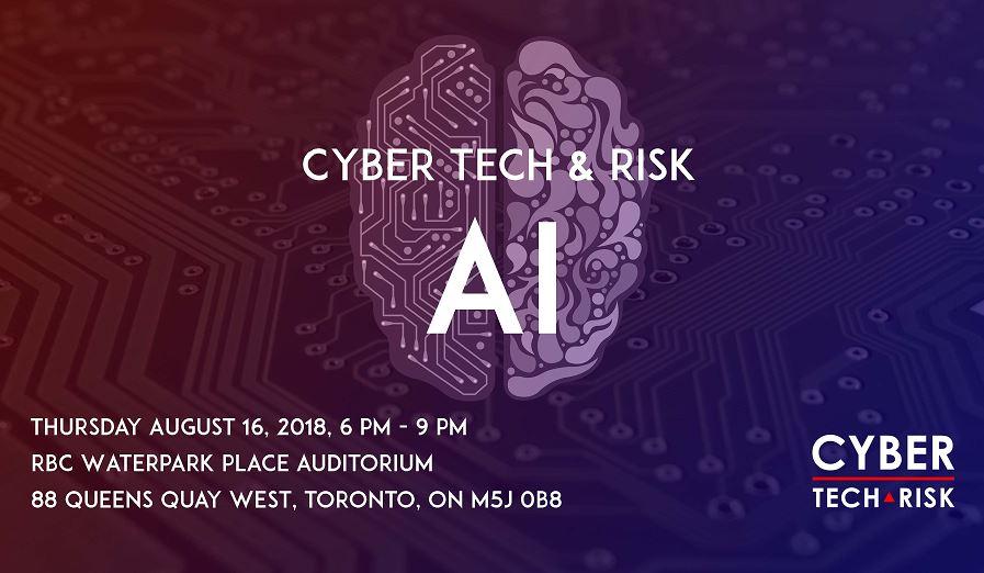 Cyber Tech & Risk – AI (Aug 16, 2018)