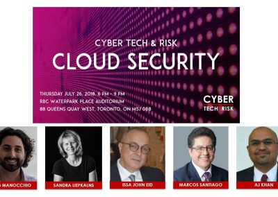 Event Highlights – Cloud Security (July 26, 2018)
