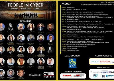 Event Highlights – People in Cyber Conference (Oct 20, 2018)