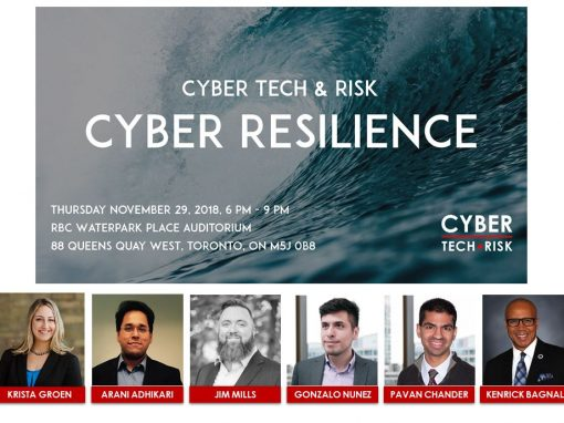 Event Highlights – Cyber Resilience (Nov 29, 2018)