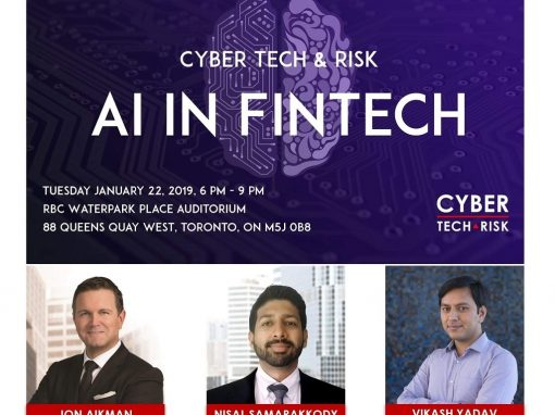 Event Highlights – AI in FinTech (Jan 22, 2019)