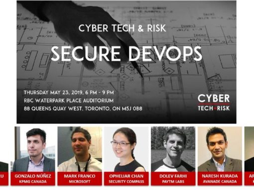 Event Highlights – Secure DevOps (May 23, 2019)
