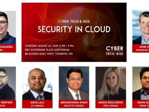 Event Highlights – Security in Cloud (Aug 22, 2019)