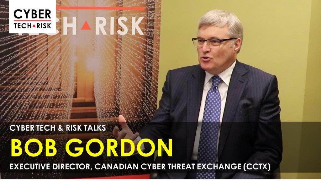 Cyber Tech & Risk Talks – Bob Gordon, Executive Director, CCTX