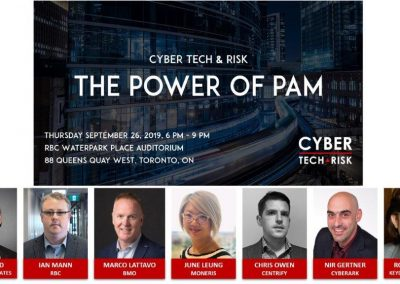 Event Highlights – The Power of PAM (Sept 26, 2019)