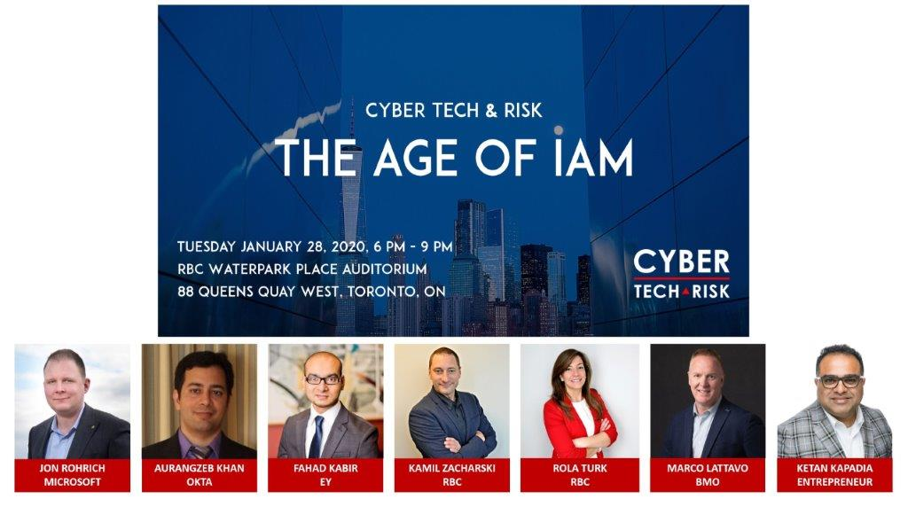 Event Highlights – The Age of IAM (Jan 28, 2020)