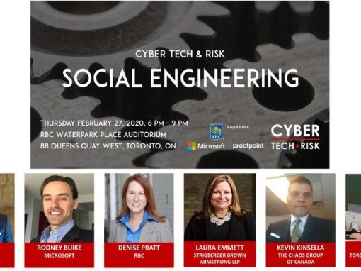 Event Highlights – Social Engineering (Feb 27, 2020)