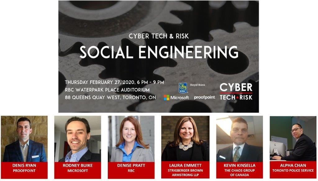 Event Highlights – Social Engineering (Feb 27, 2020)