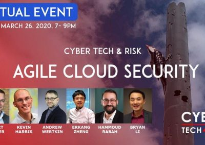 Virtual Event Highlights – Agile Cloud Security (Mar 26, 2020)
