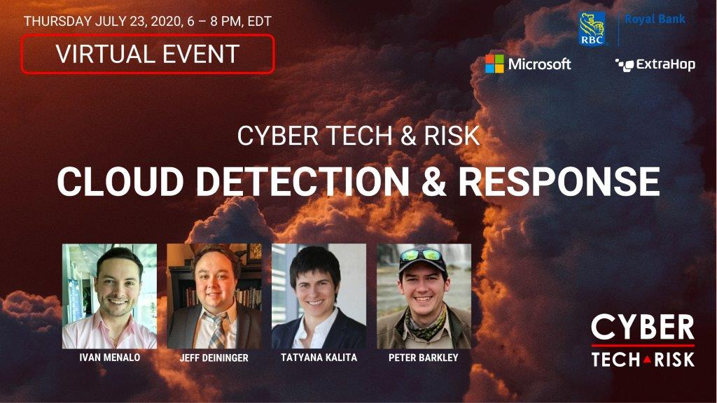 Virtual Event Highlights – Cloud Detection and Response (July 23, 2020)