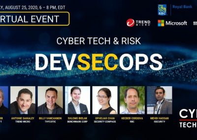 Virtual Event Highlights – DevSecOps (Aug 25, 2020)
