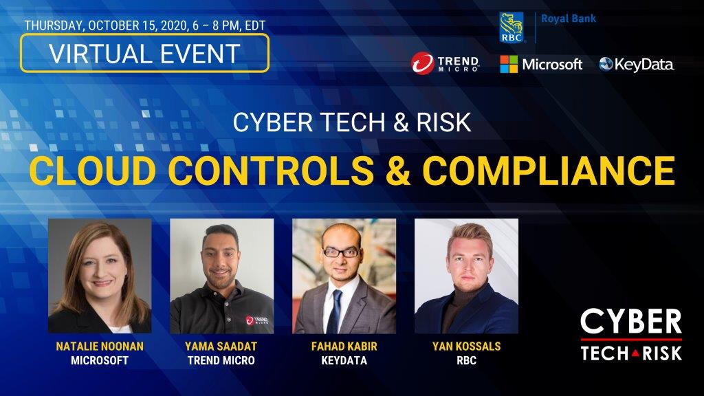 Virtual Event Highlights – Cloud Controls and Compliance (Oct 15, 2020)