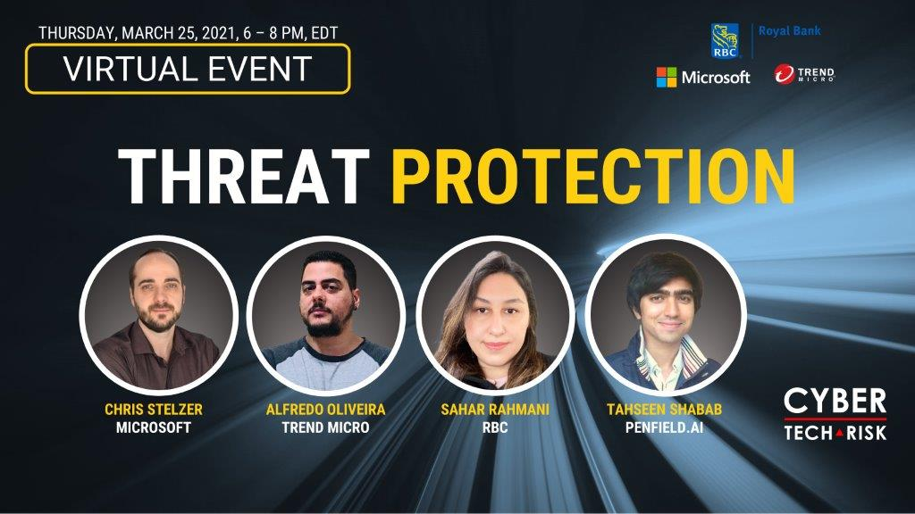 Virtual Event Highlights – Threat Protection (Mar 25, 2021)