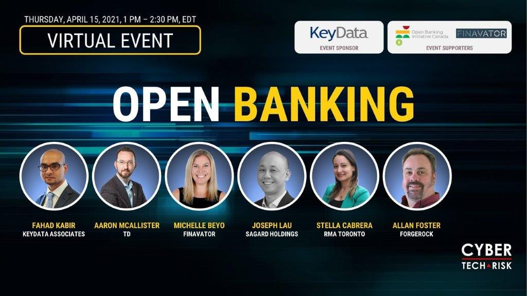 Virtual Event Highlights – Open Banking (Apr 15, 2021)